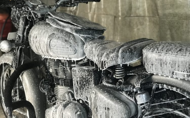Bike Foam Wash