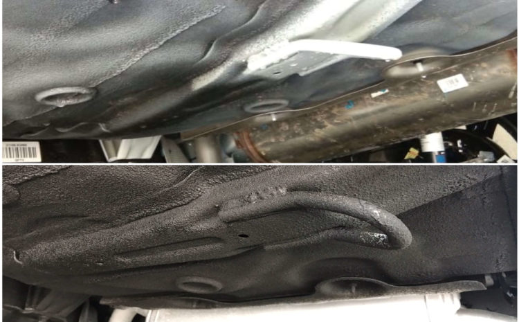 Under-Body Anti-Rust Coating